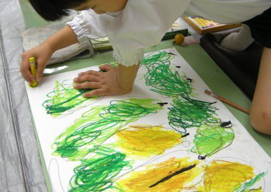 【こども美術コース】新年度生徒募集イベント