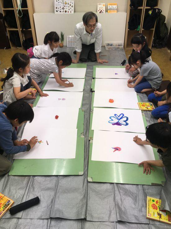 小学生絵画/制作の種をまく季節