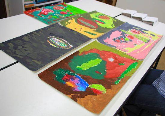 【取材記事】幼児期のアートの大事さと取り組み方