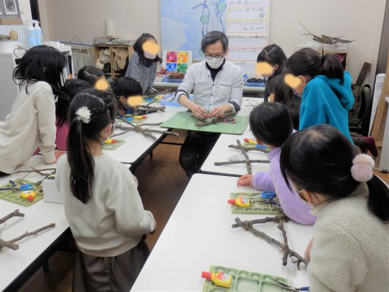【小学生クラス】入会ご希望の方へ